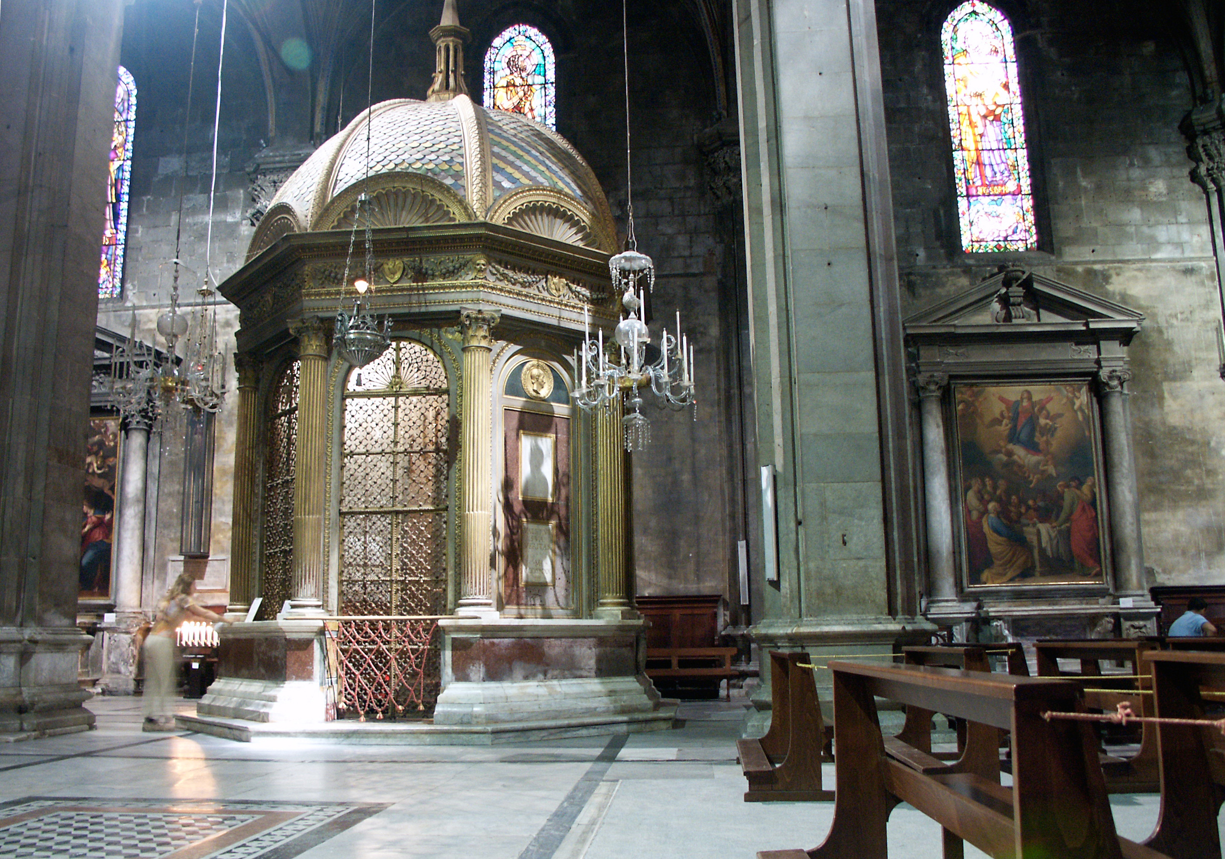 Bon Lundi Lucques-Cathedrale-Le_tempietto