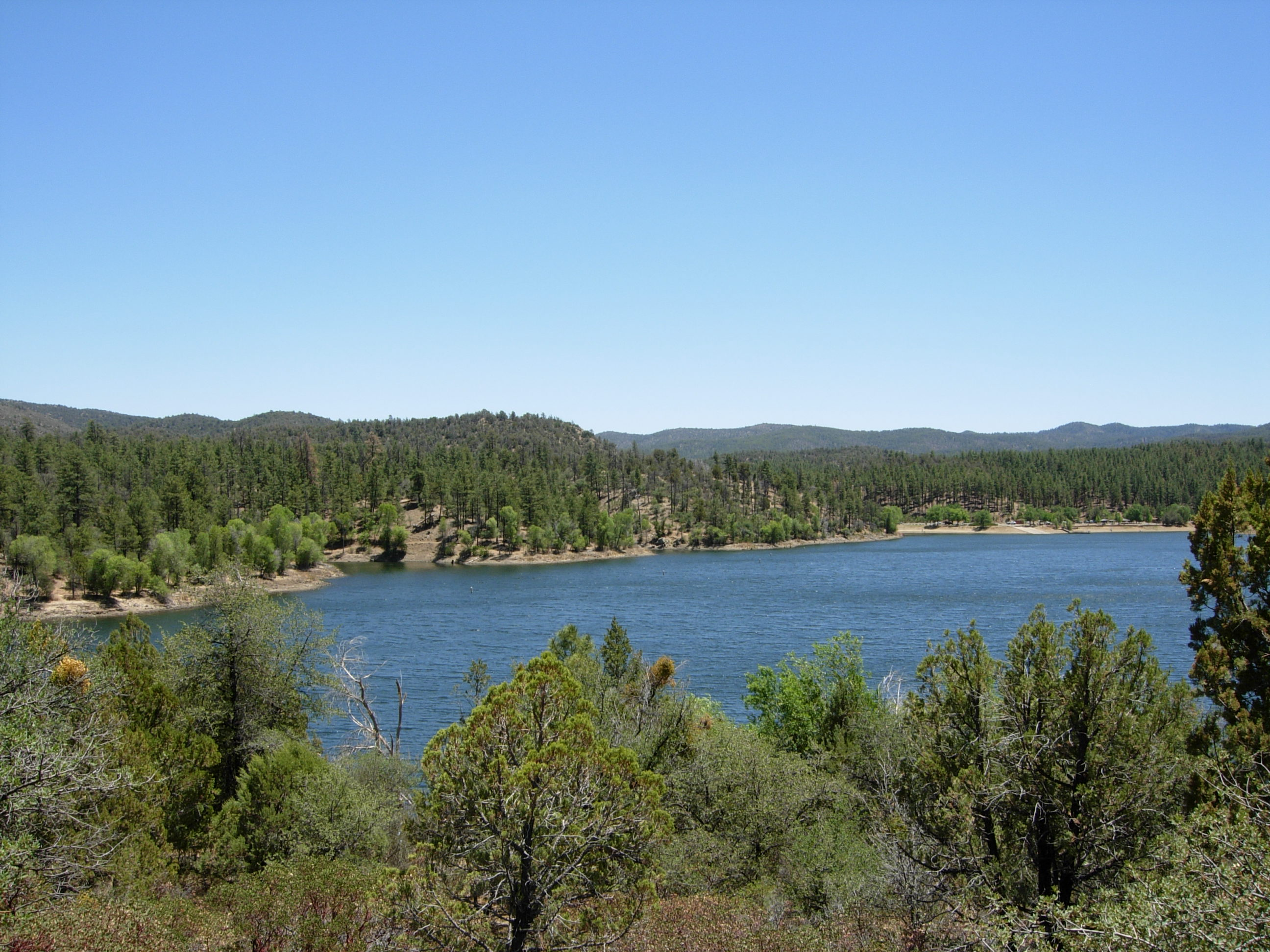 lakes in arizona - Lynx Lake