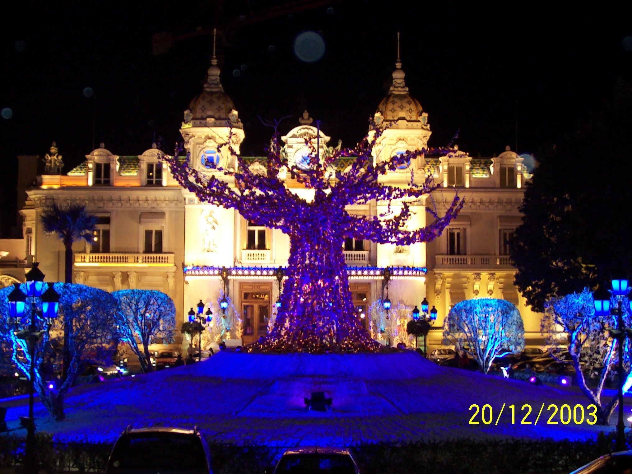 Nice Christmas Tree file:mc casino, nice christmas tree 2003 - panoramio