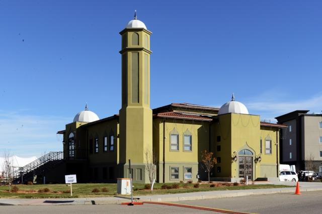 Mahmood Mosque, Regina