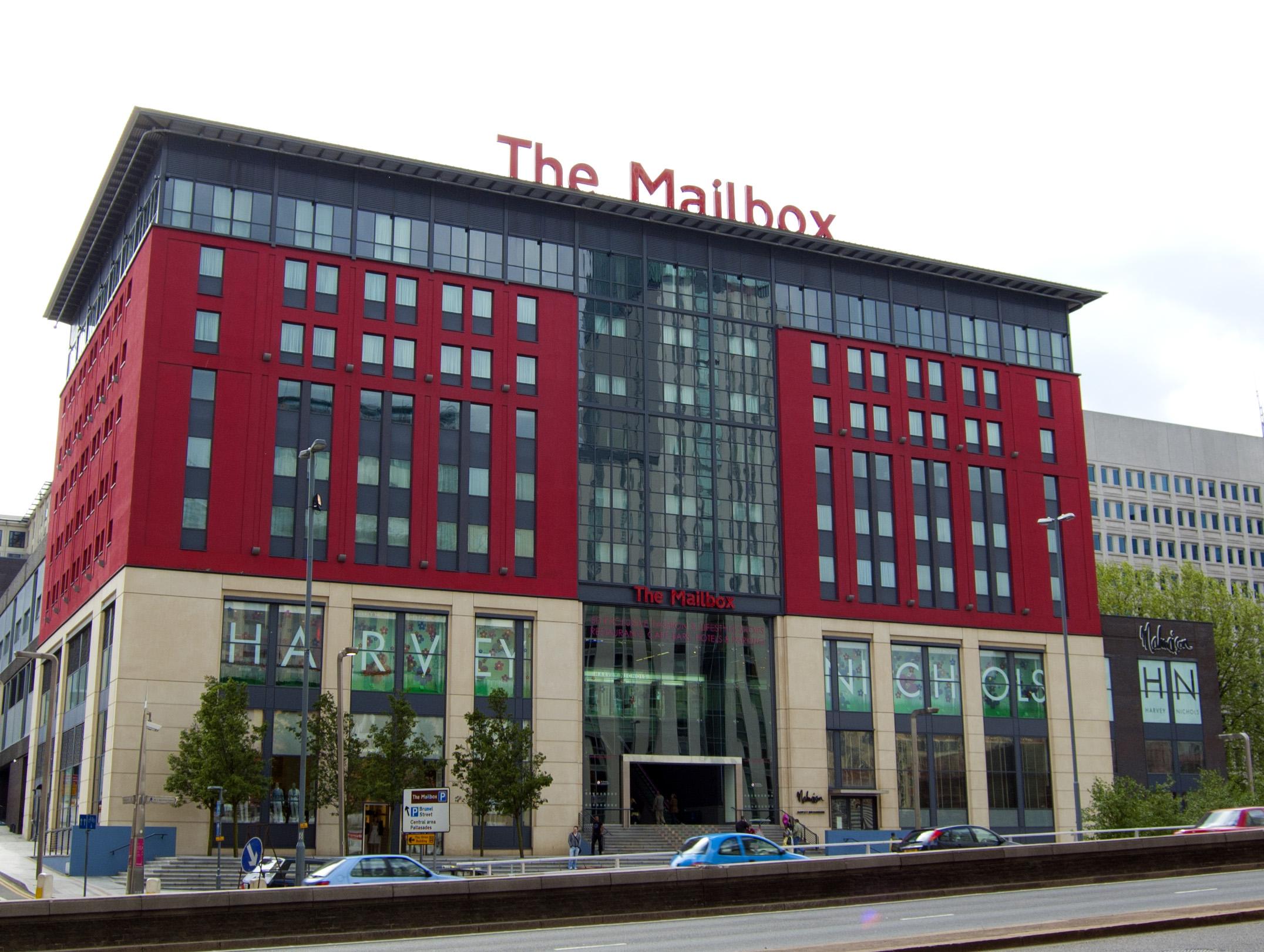 File Mailbox Birmingham Jpg Wikimedia Commons