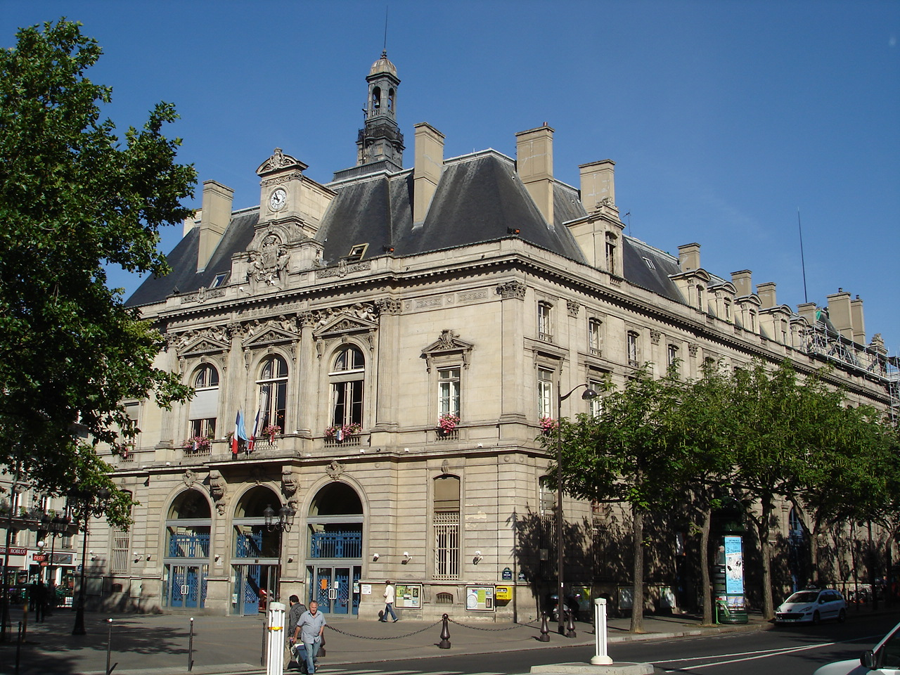 Mairie Paris 11