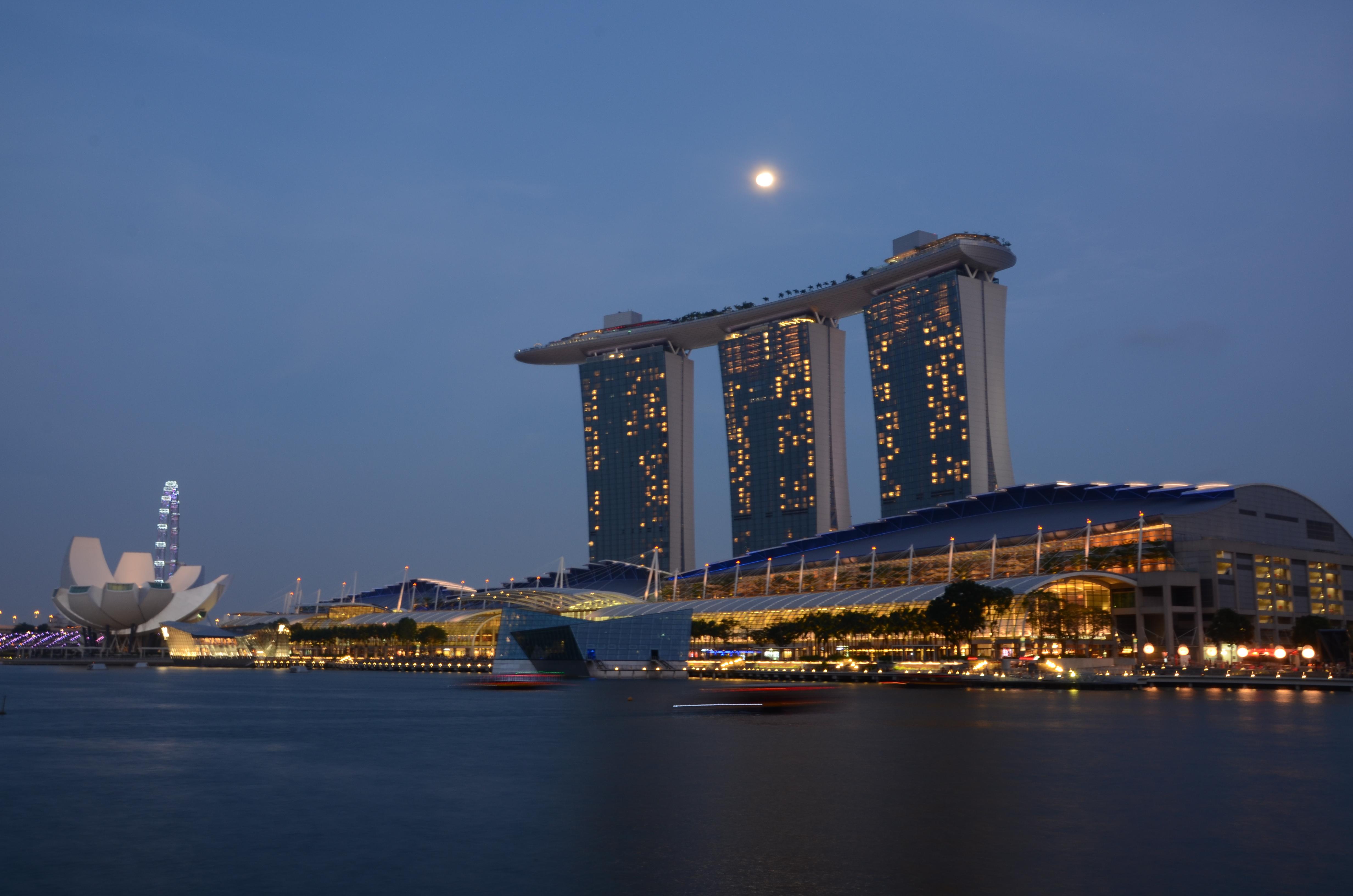 Marina Bay MRT station - Wikipedia