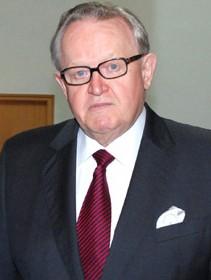 Martti Ahtisaari Geburtstag