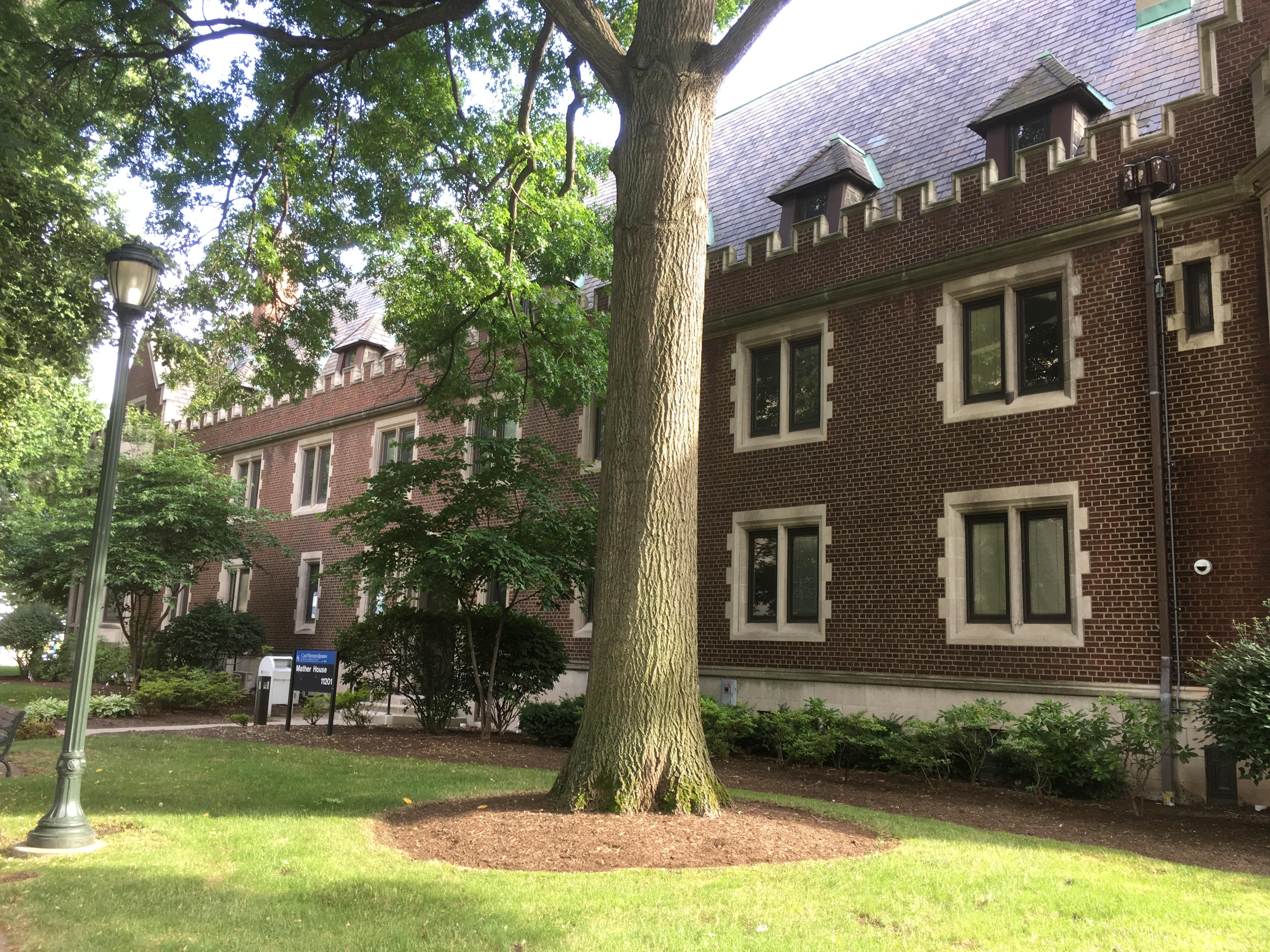Mather House Case Western Reserve University Wikipedia