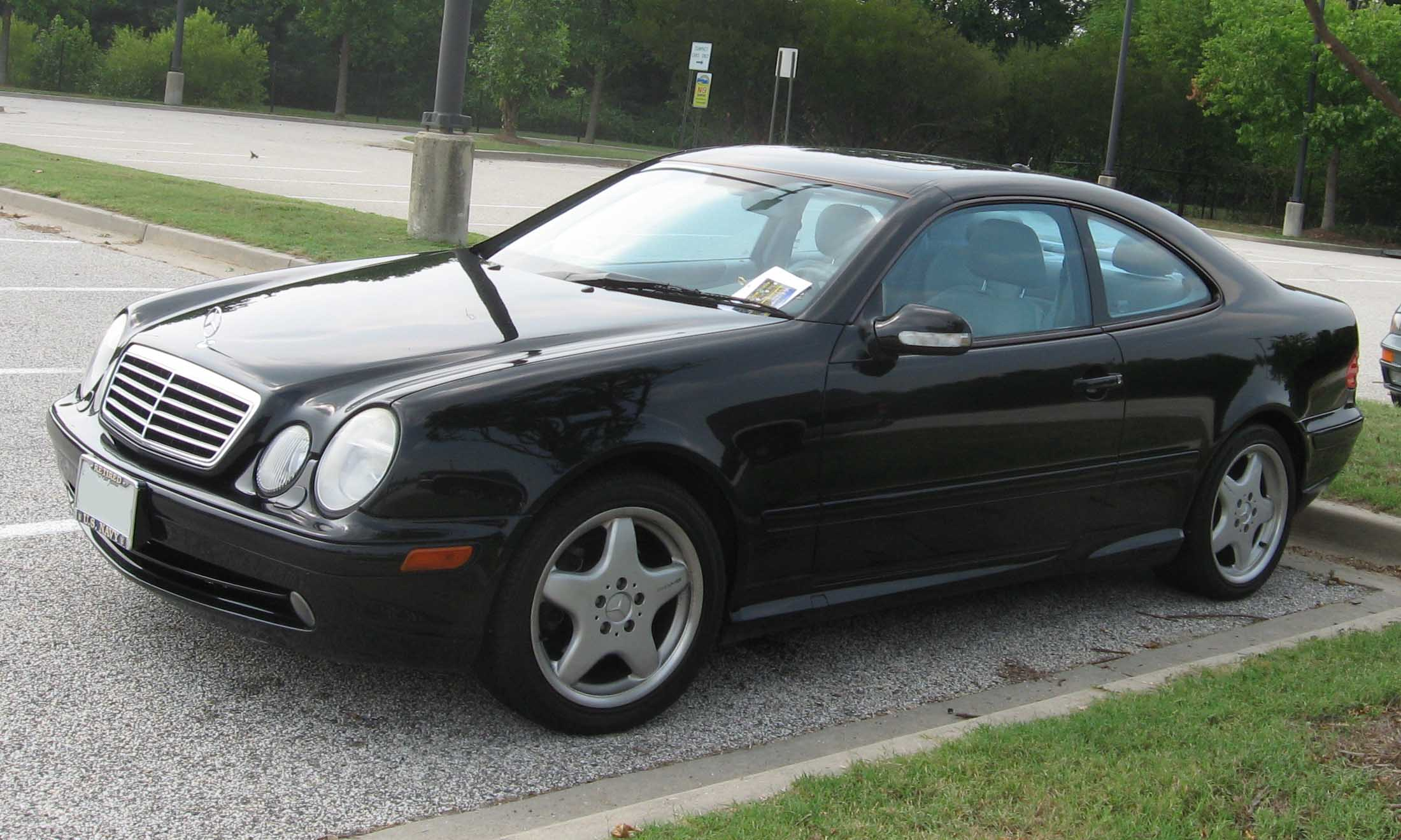 File Mercedes Benz Clk430 Jpg