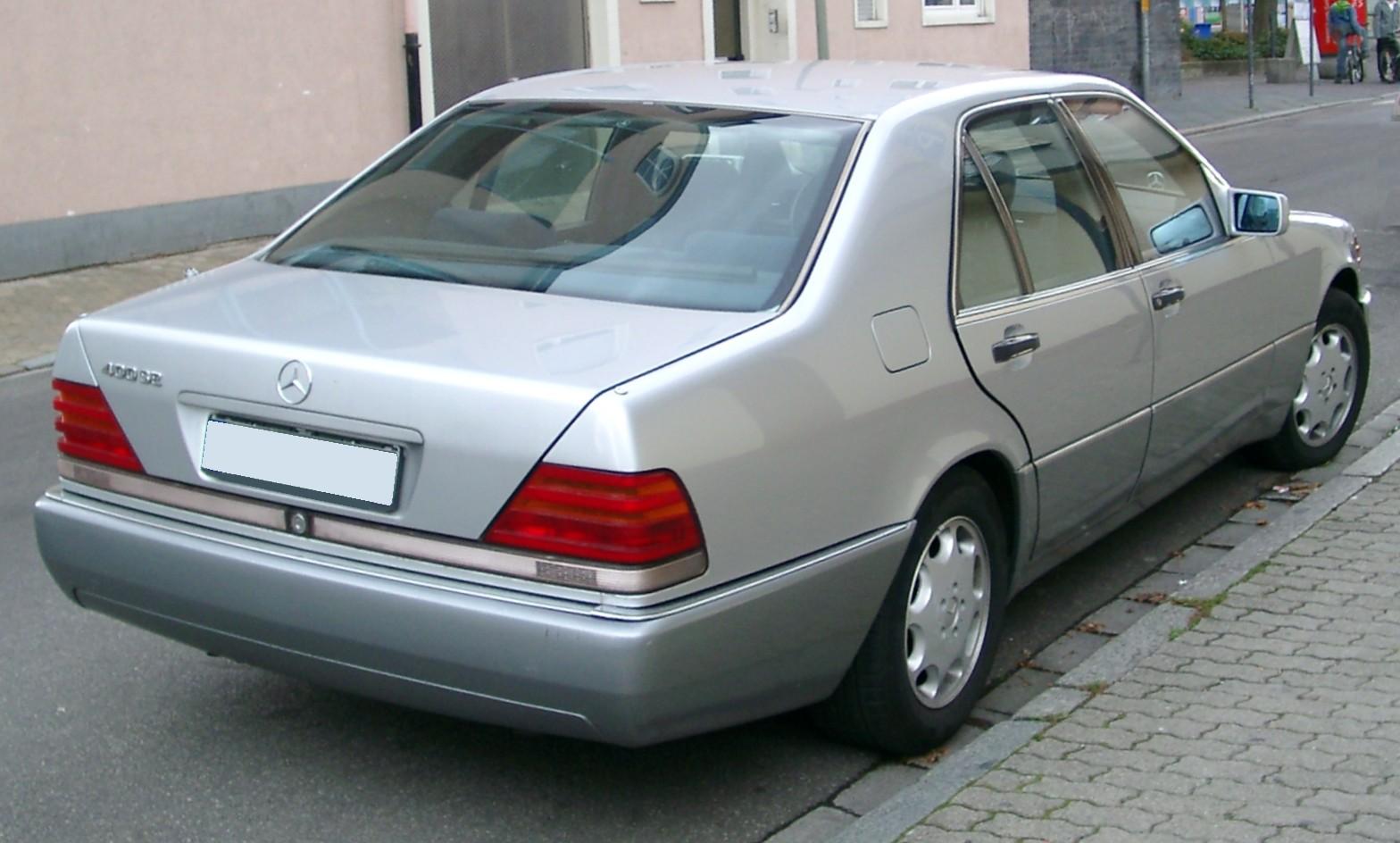 Mercedes-Benz 1992 Brochure - 74 pp - 9x12 inches -- 300 Class