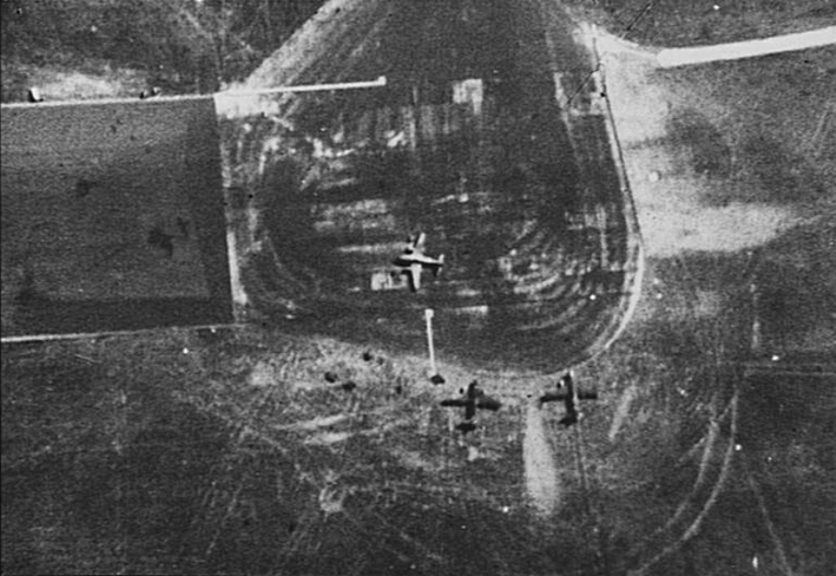 Image result for rechlin ww2 airfield