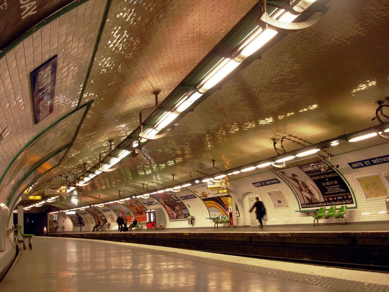 Plaque Metro Parisien Deco architecture of the paris métro - wikipedia
