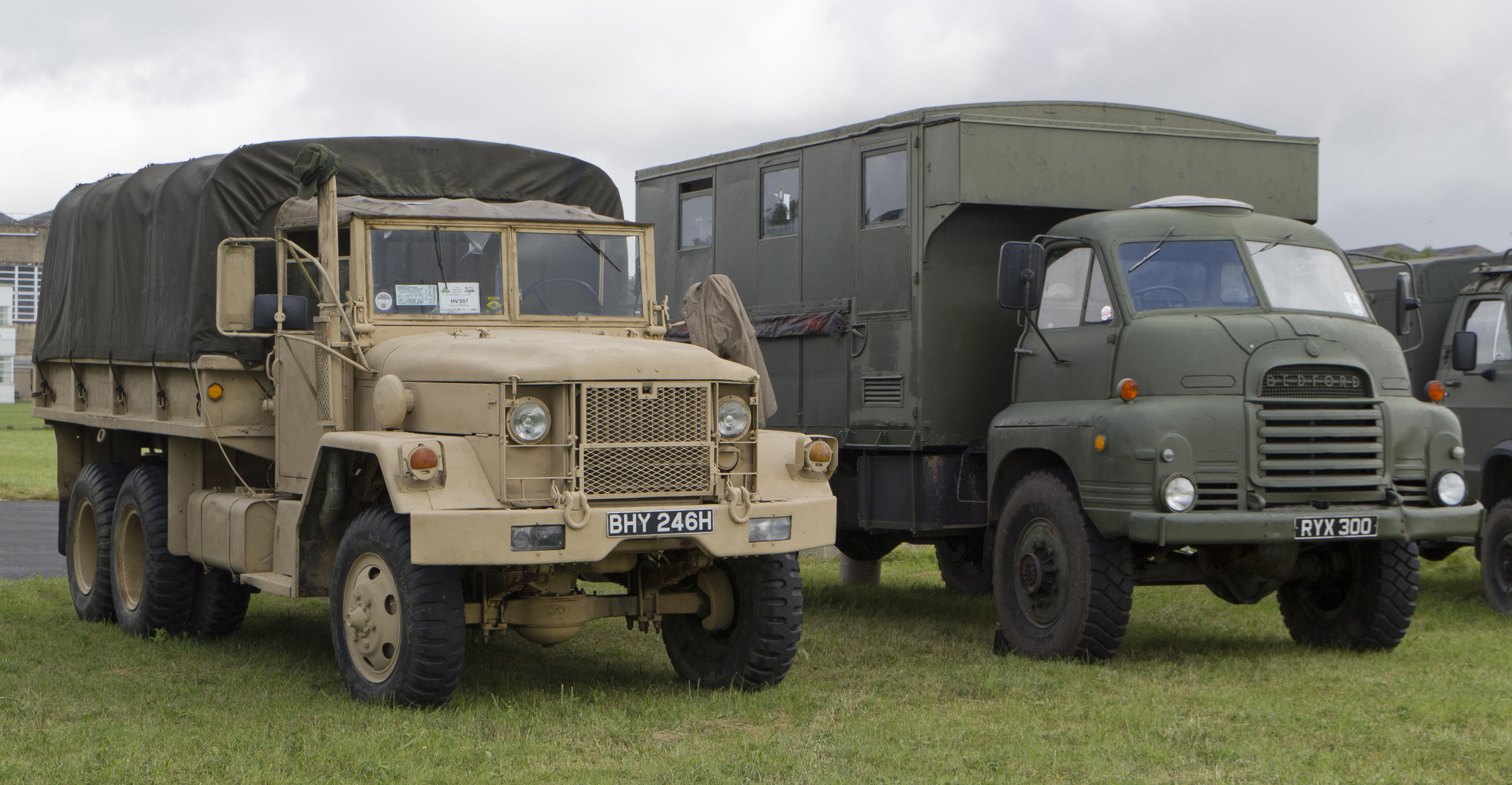 File:Military Trucks (7717866766).jpg - Wikimedia Commons