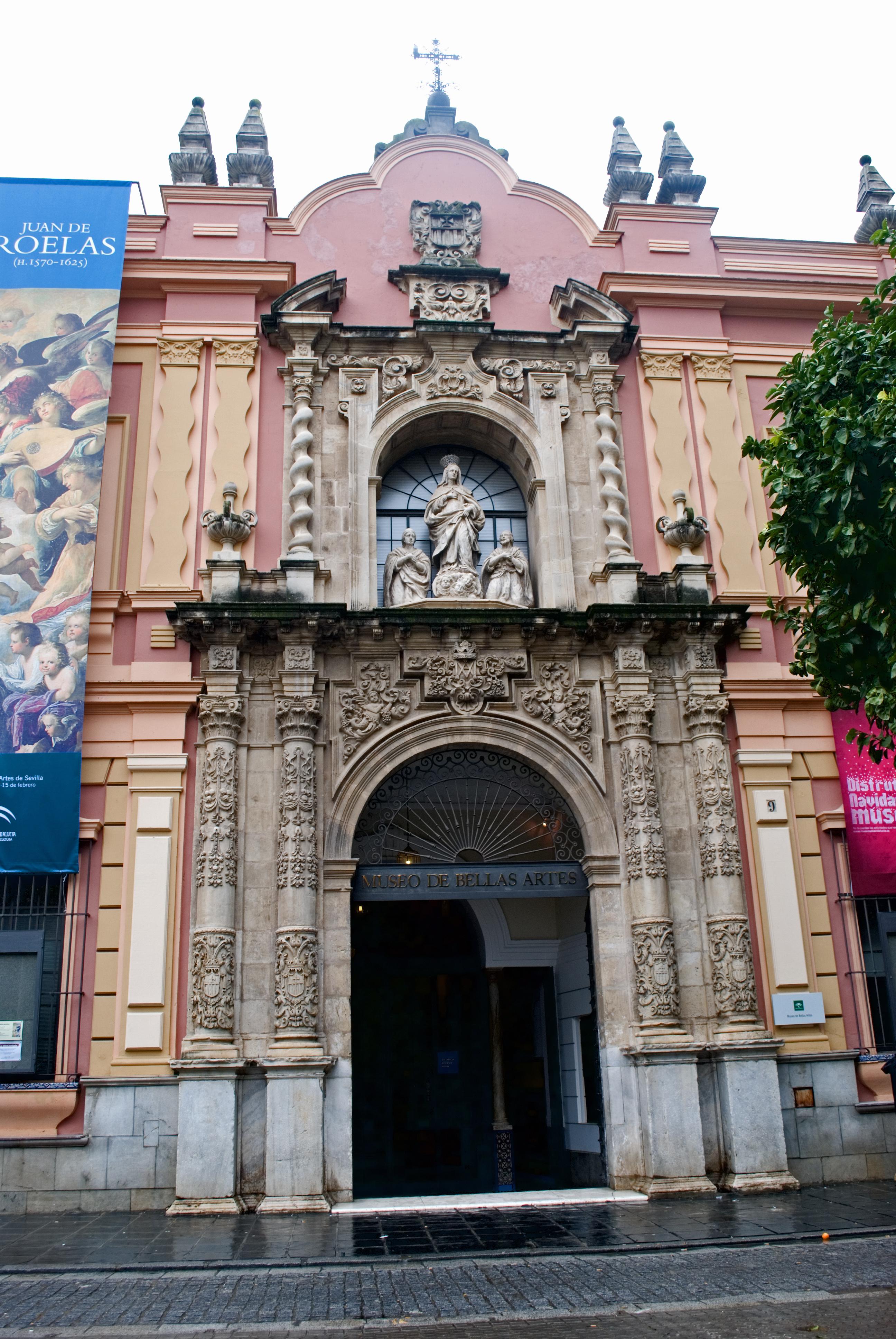 Museo De.Museum Of Fine Arts Of Seville Wikipedia