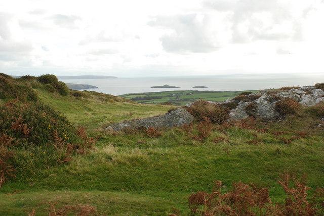 Mynydd Mawr - geograph.org.uk - 1529605