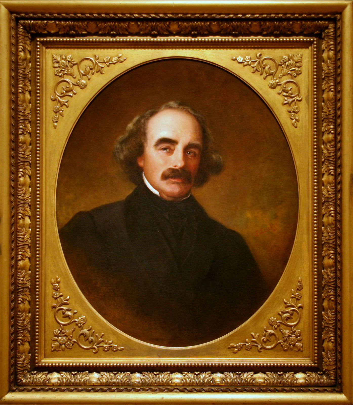 a short biography of nathaniel hawthorne