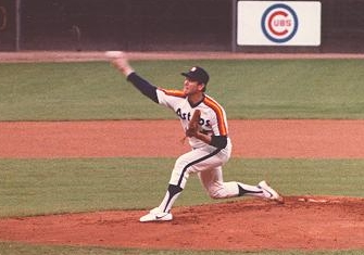 Hall Of Famer Nolan Ryan Is Major League Baseballs All Time Strikeout Leader At 5714