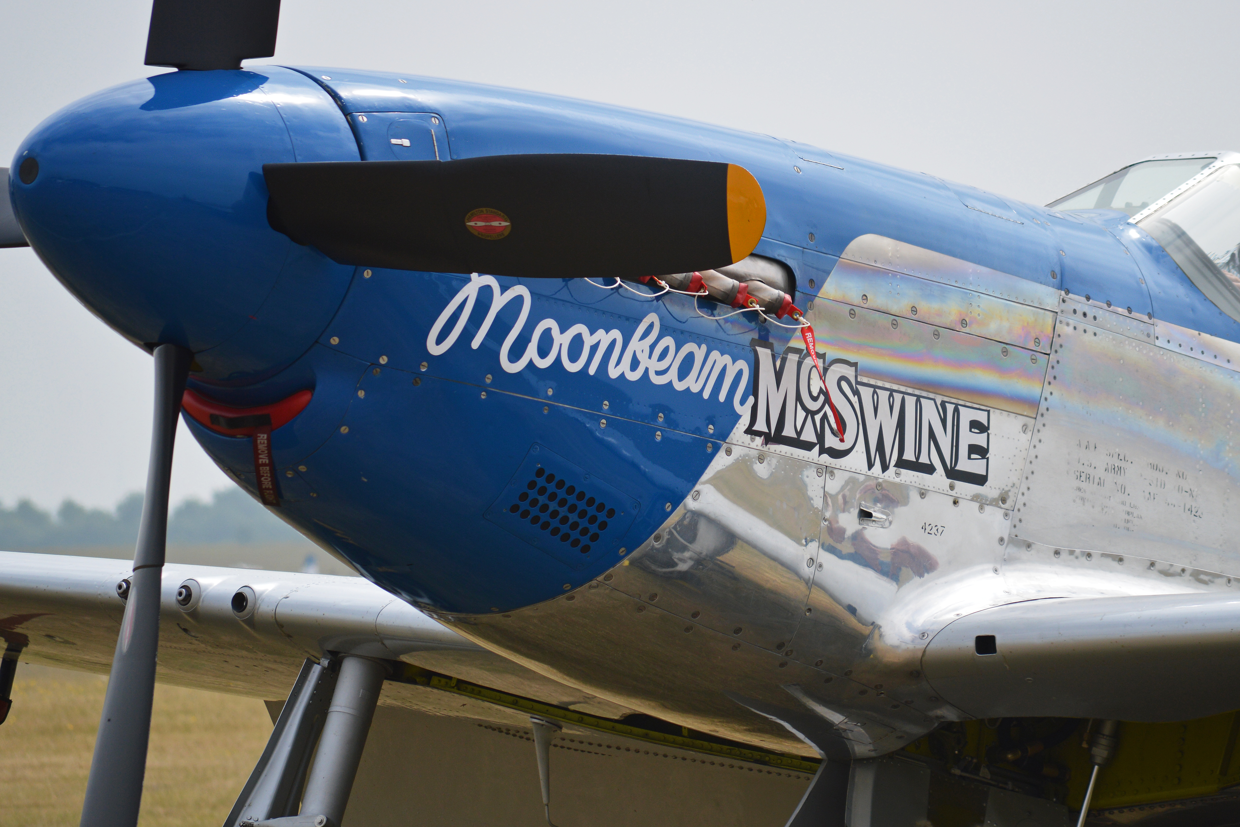 File North American P 51d Mustang 414237 Ho W