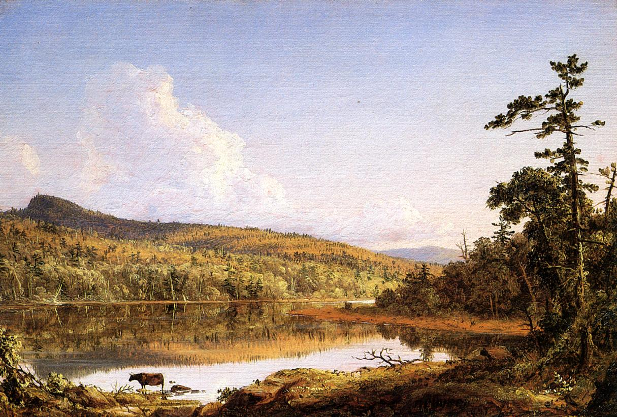 File north lake frederic edwin wikimedia commons for Frederick church paintings