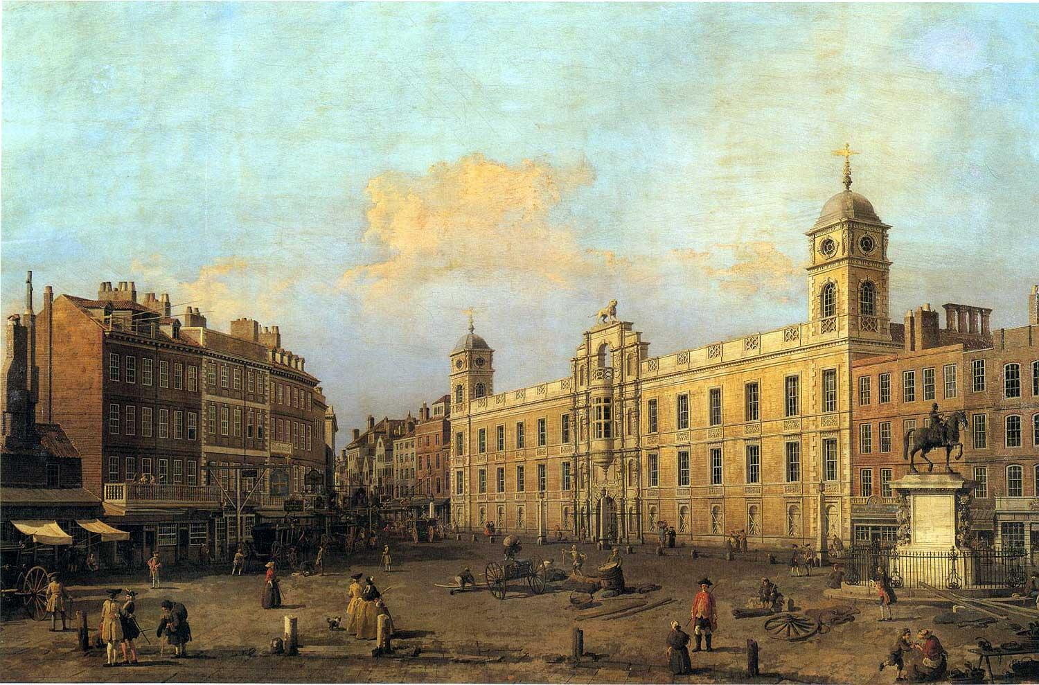 http://upload.wikimedia.org/wikipedia/commons/f/f3/Northumberland_House_by_Canaletto_%281752%29.JPG