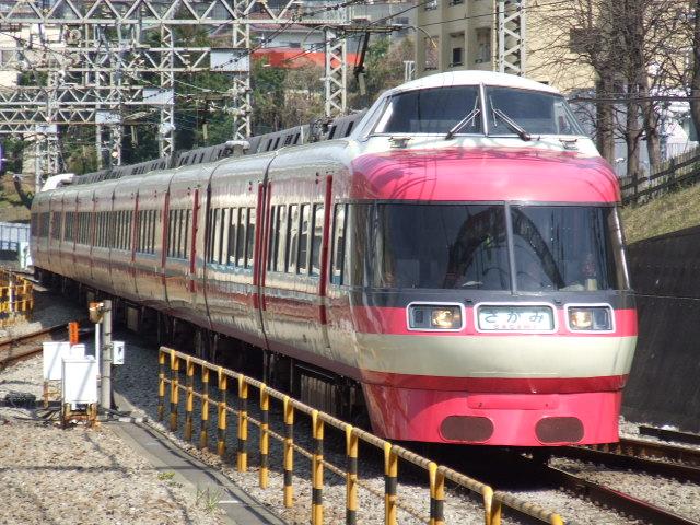 小田急電鉄 ロマンスカー7000形「LSE」車