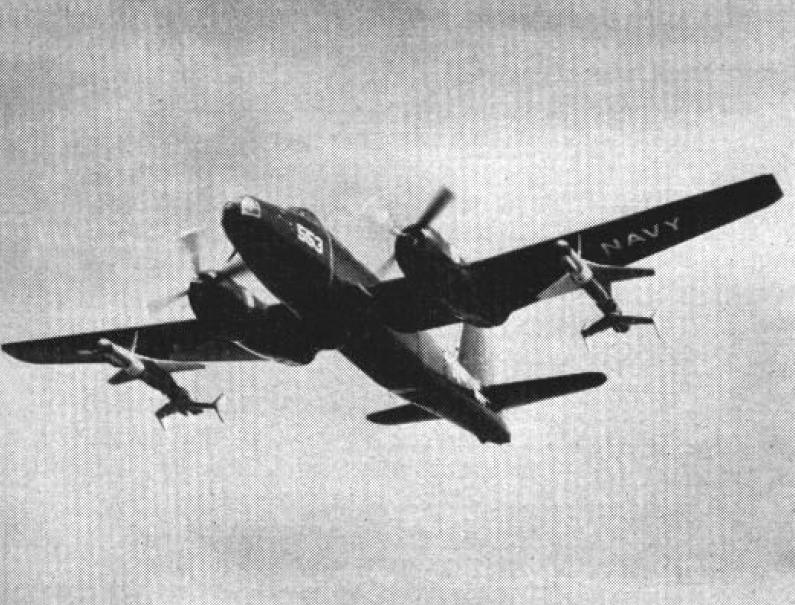 """Ламповые солдаты свободы: летающие торпеды GT-1 и """"Kingfisher"""""""