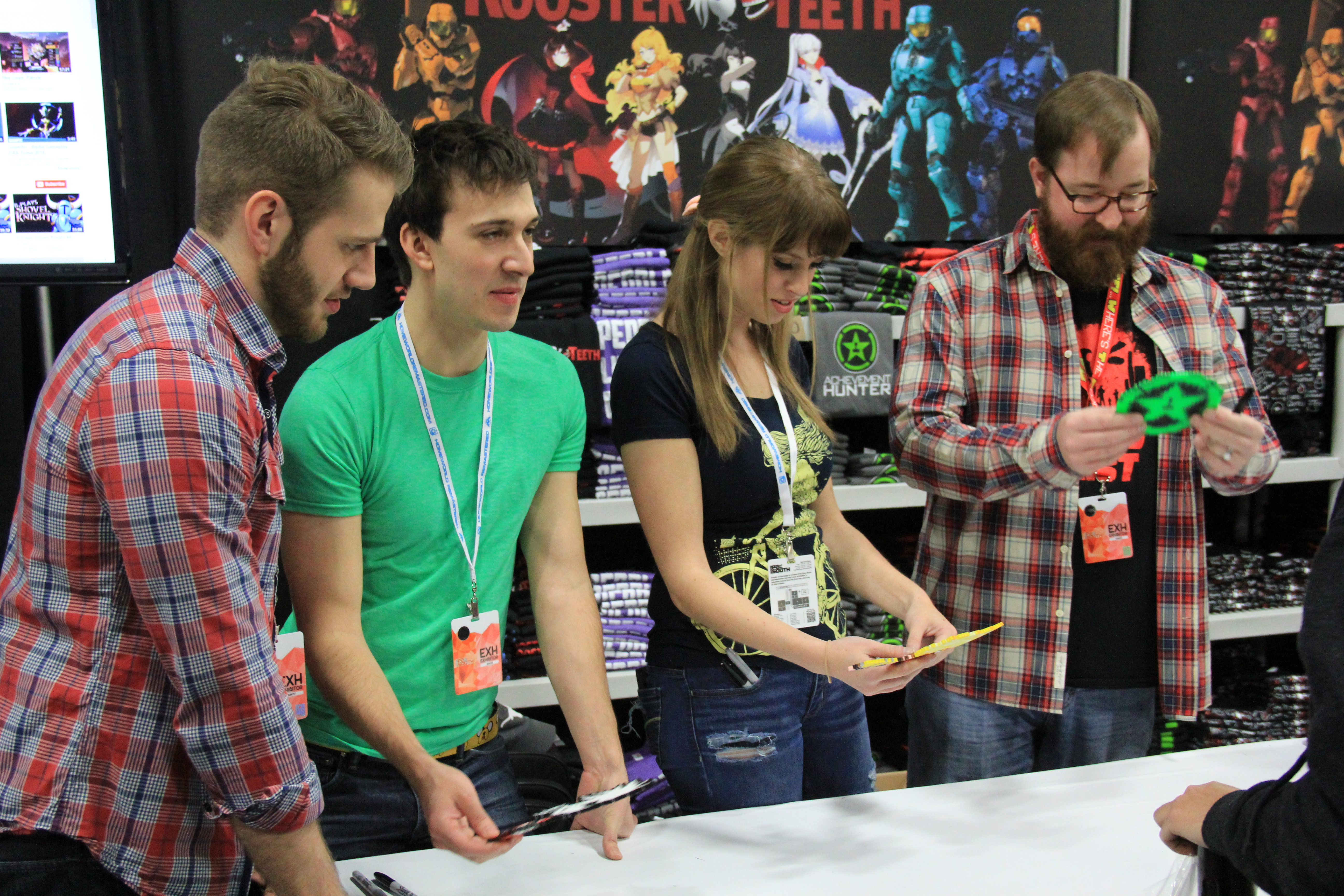 Speed dating rooster teeth wiki