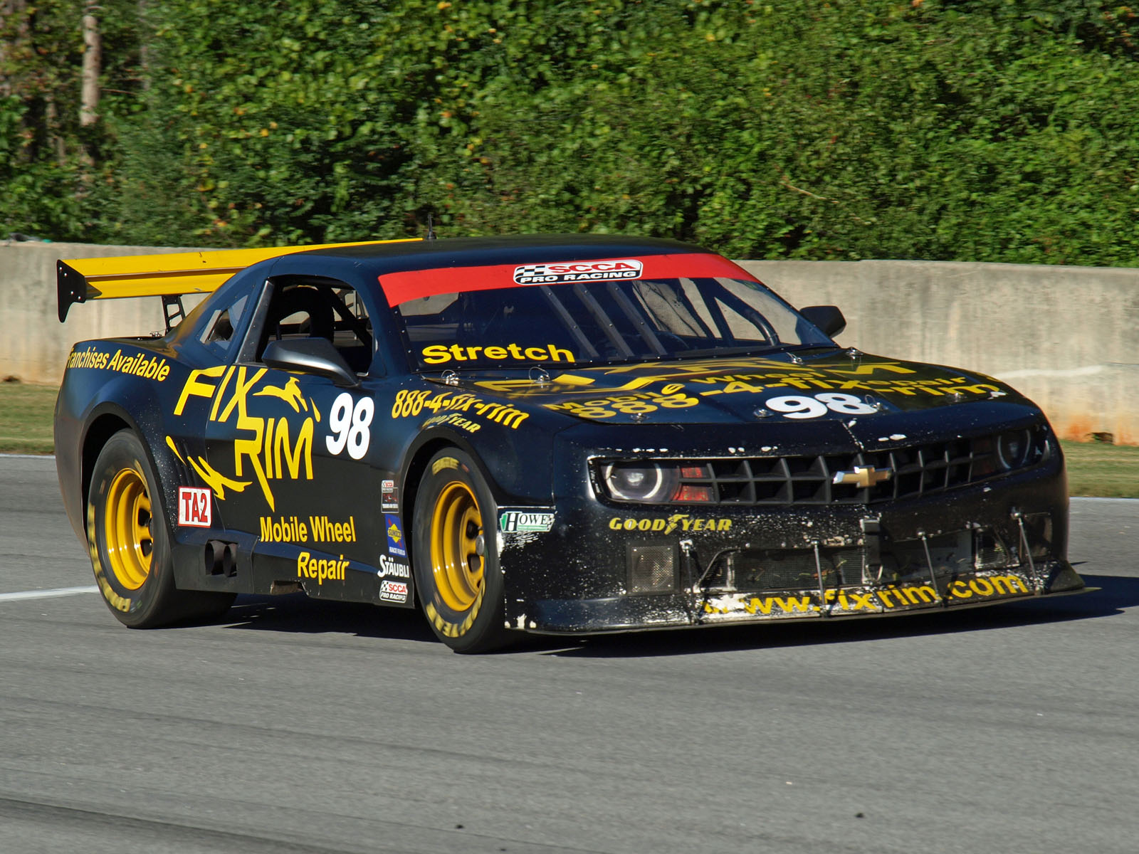 File:PLM 2011 Trans-Am Stretch Camaro.jpg - Wikimedia Commons