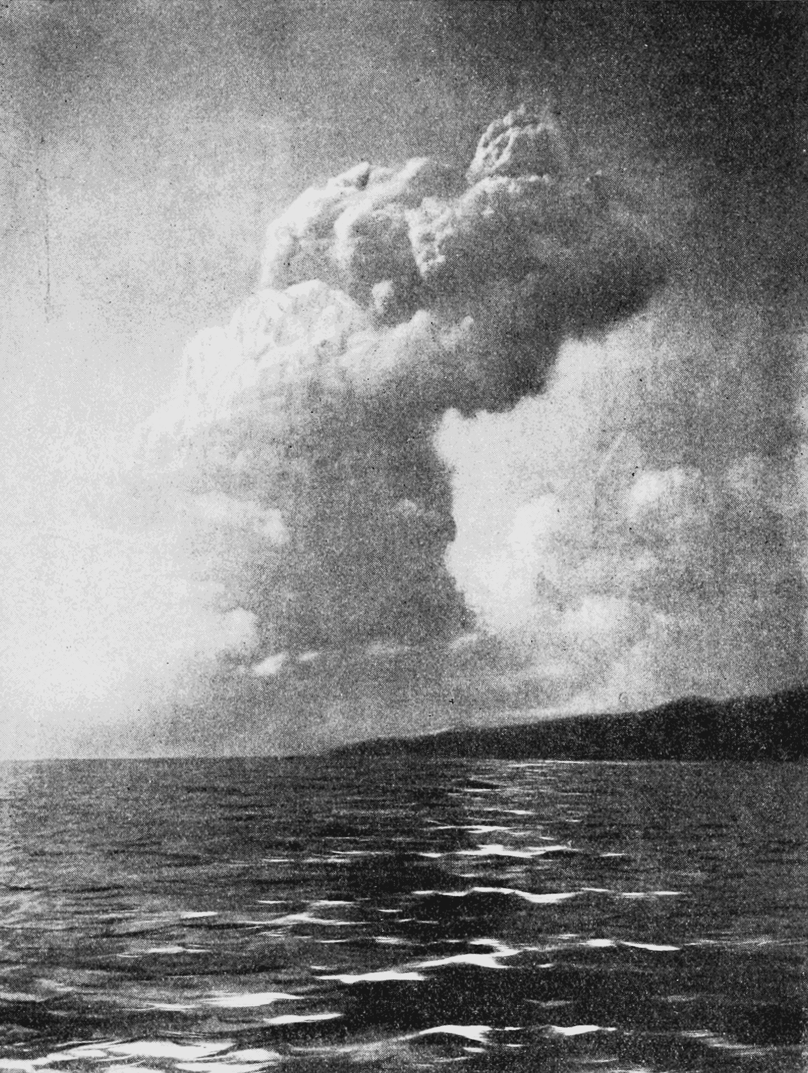 Image result for Mount Pelée Eruption