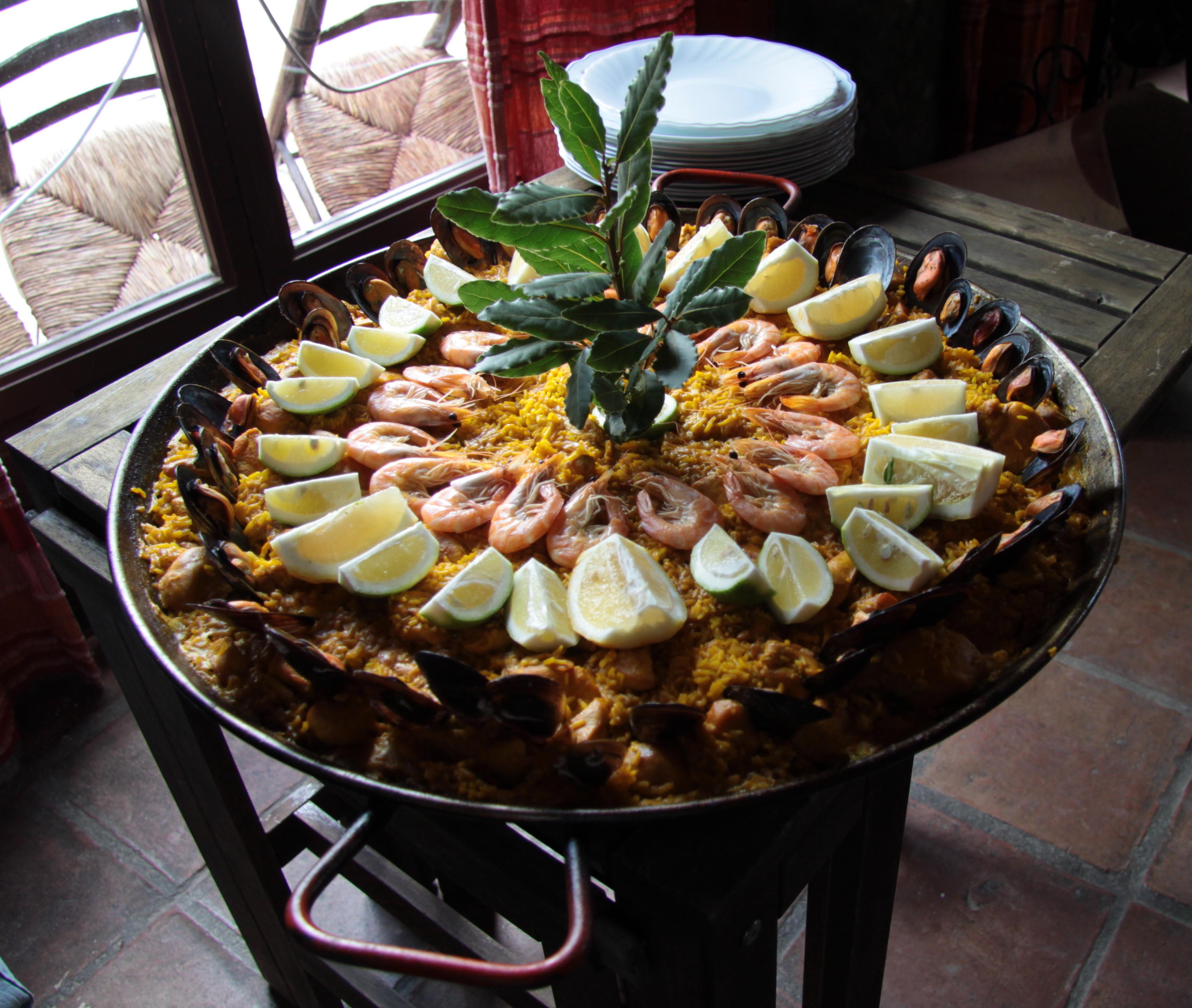Restaurant Paella Barcelone Le Meilleur