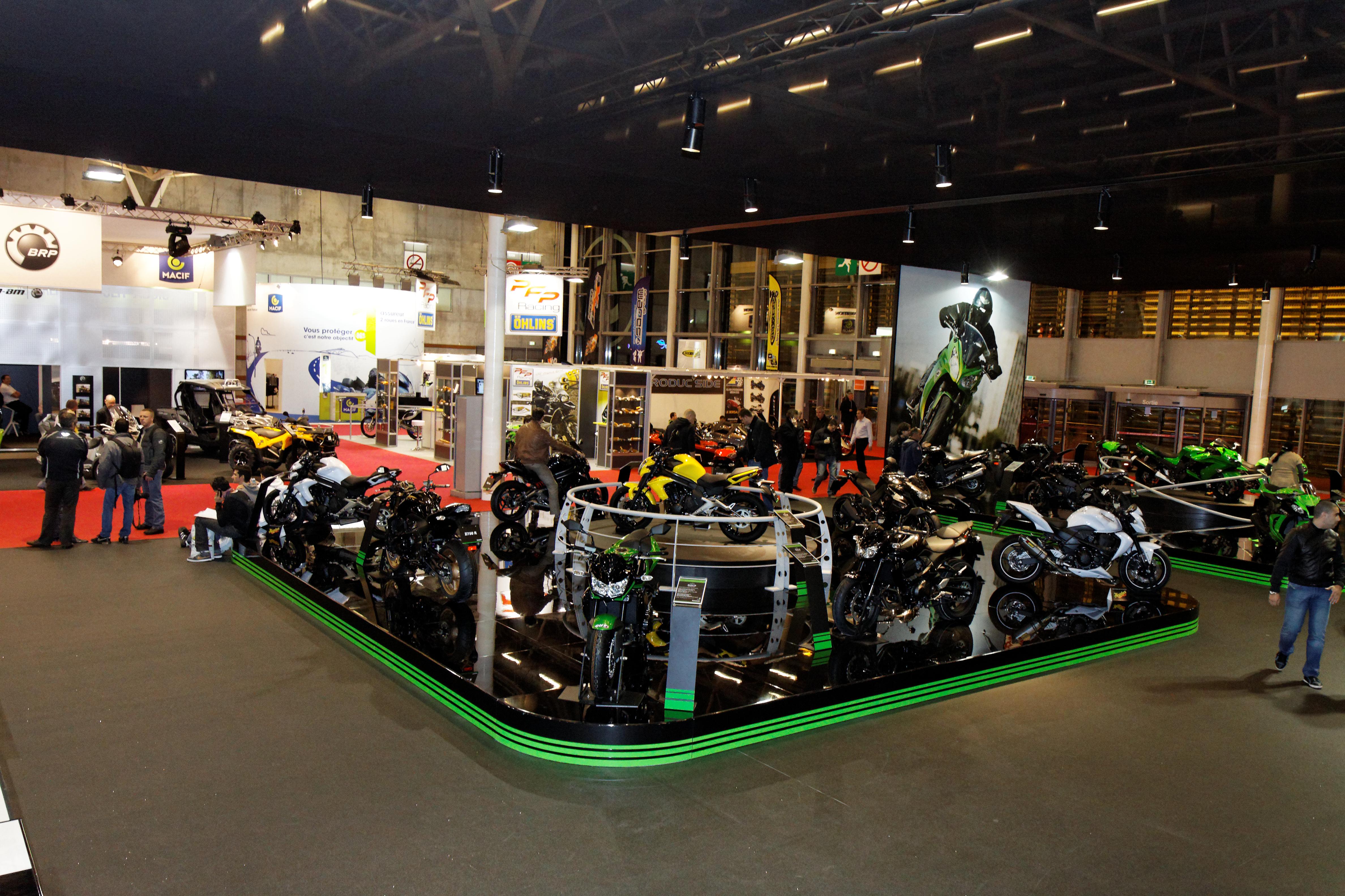 File paris salon de la moto 2011 stand kawasaki 002 - Salon de the paris 9 ...