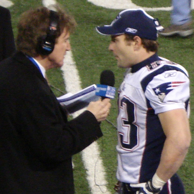 Wes Welker - Simple English Wikipedia, the free encyclopedia