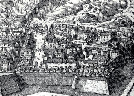Paulustorvorstadt um 1699