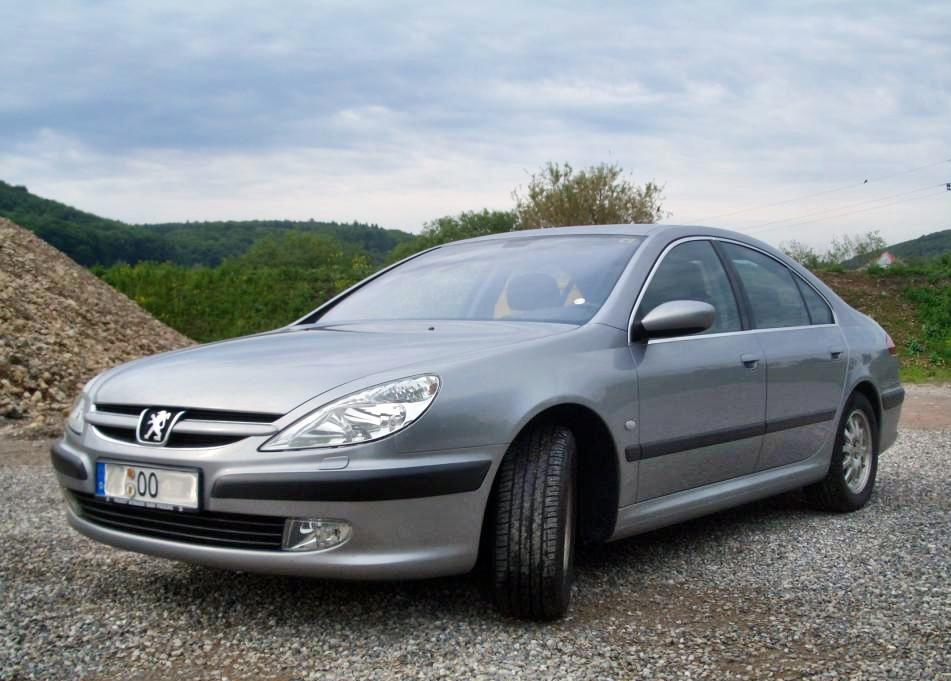 PEUGEOT 607 - Review and photos