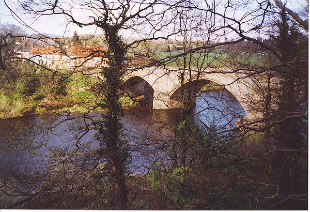 Piercebridge Bridge 001
