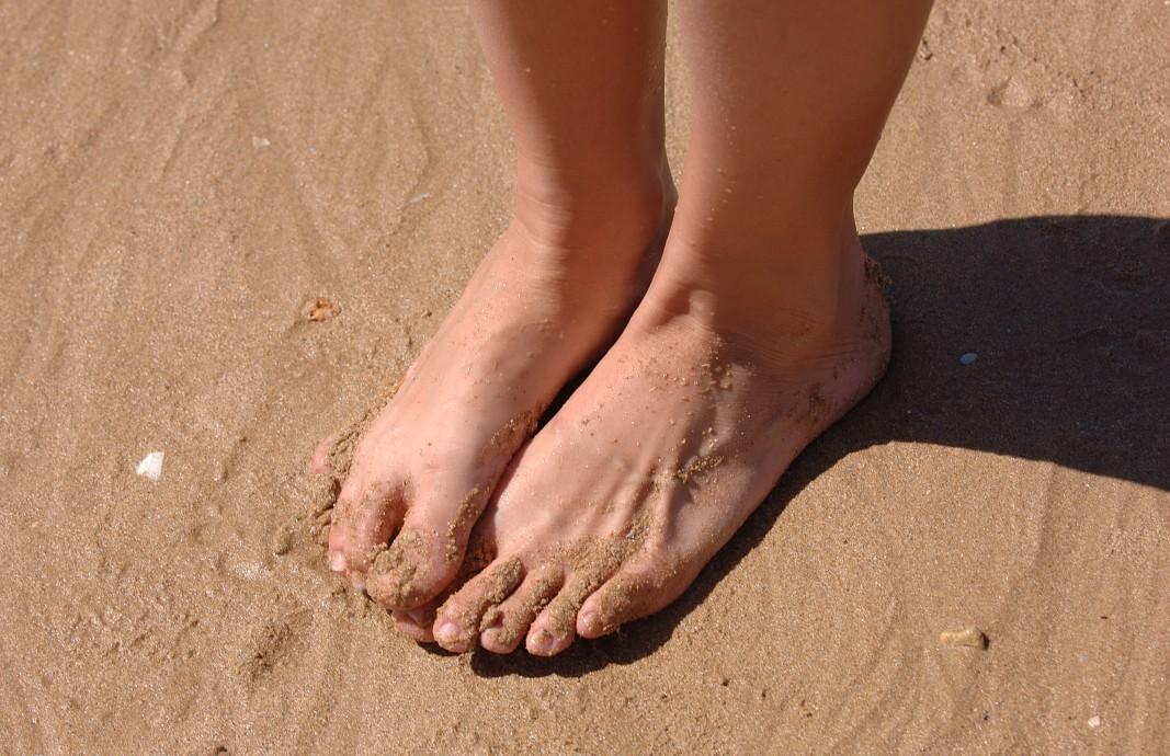 Músculo abductor del dedo meñique del pie