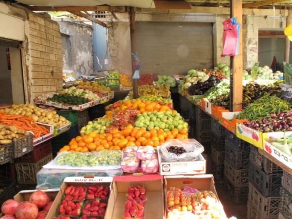 השוק בואדי