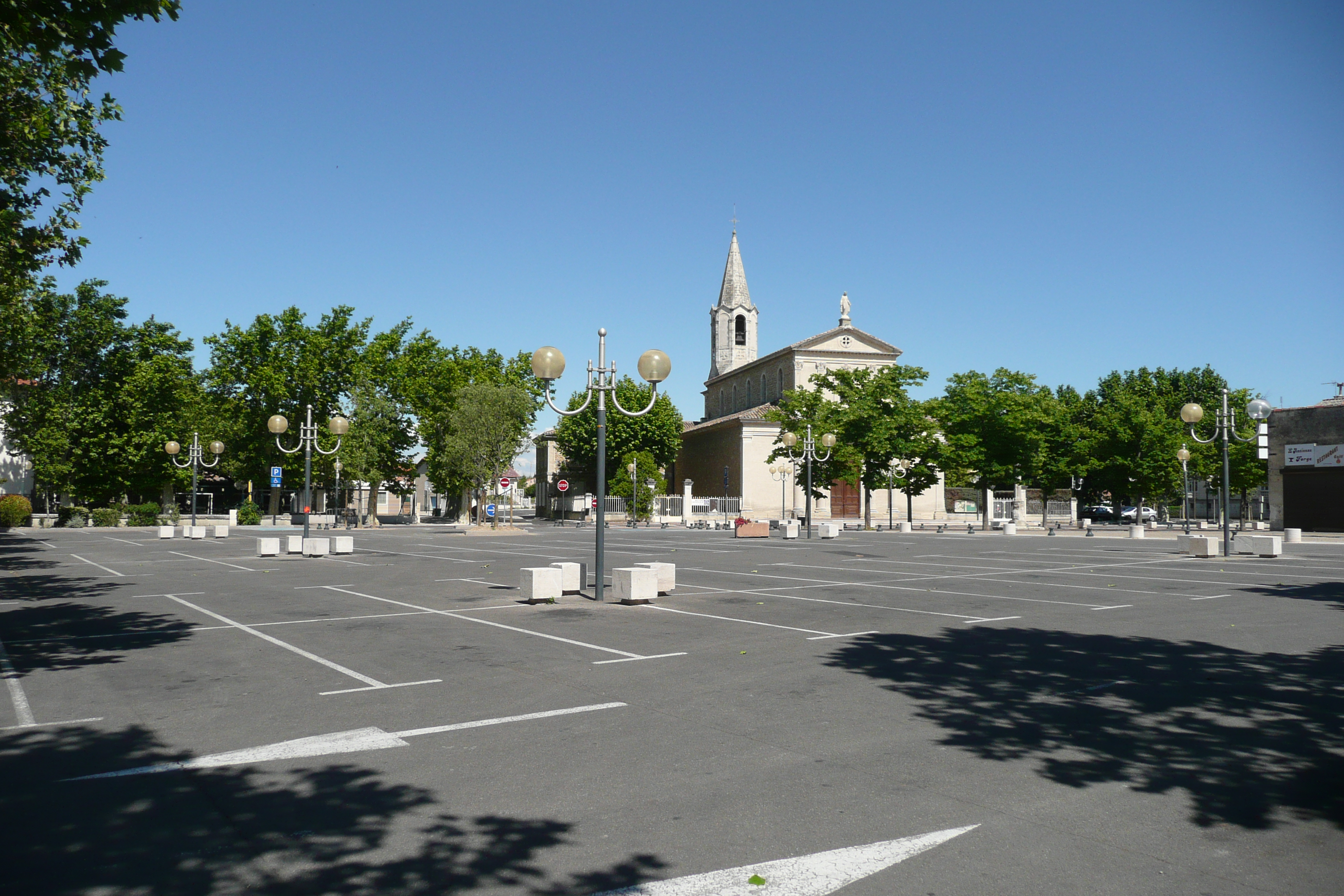 Place De Parking Centre Ville Avignon