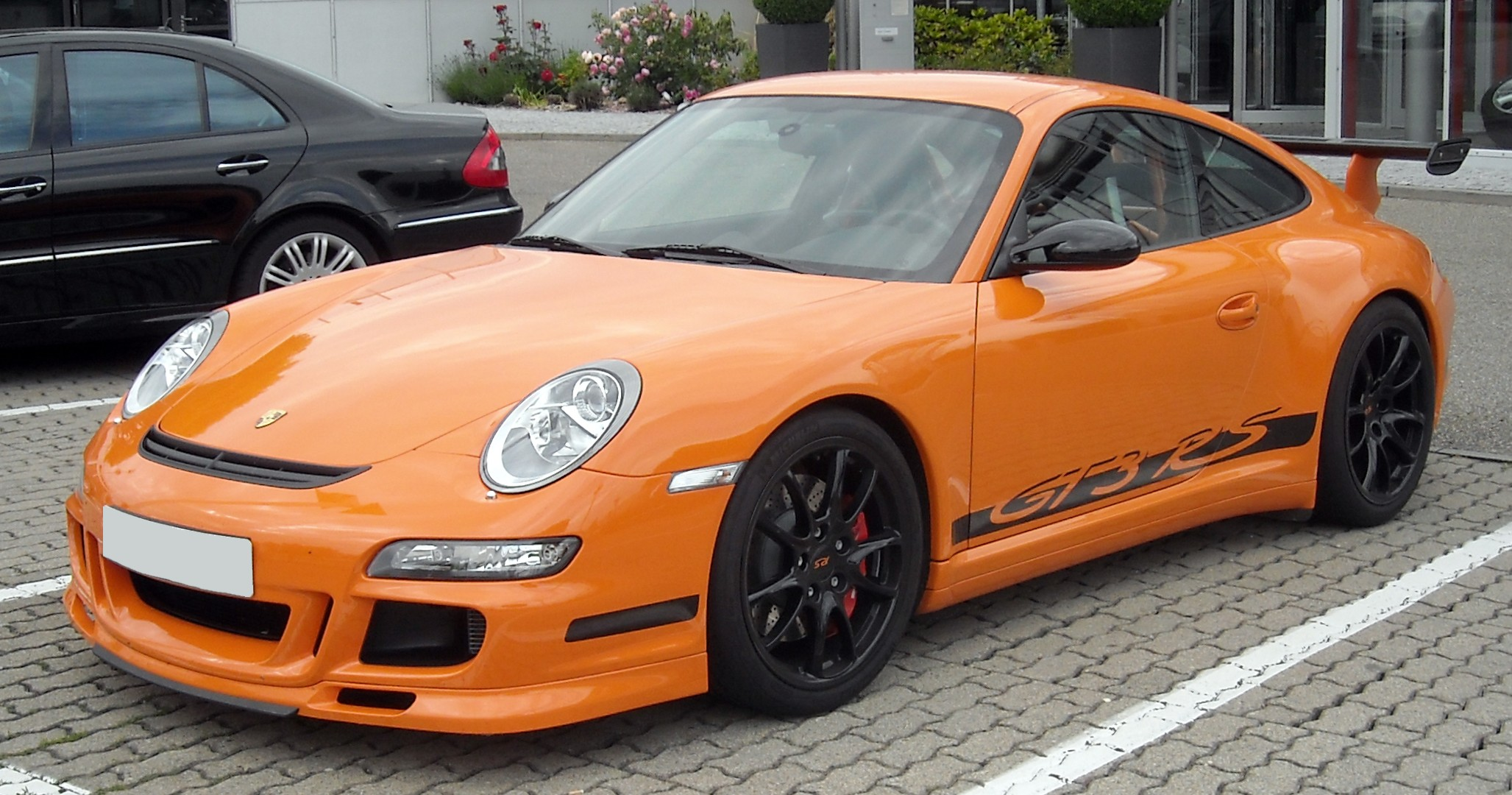 File Porsche 911 Gt3 Rs Front 20090521 Jpg Wikimedia Commons
