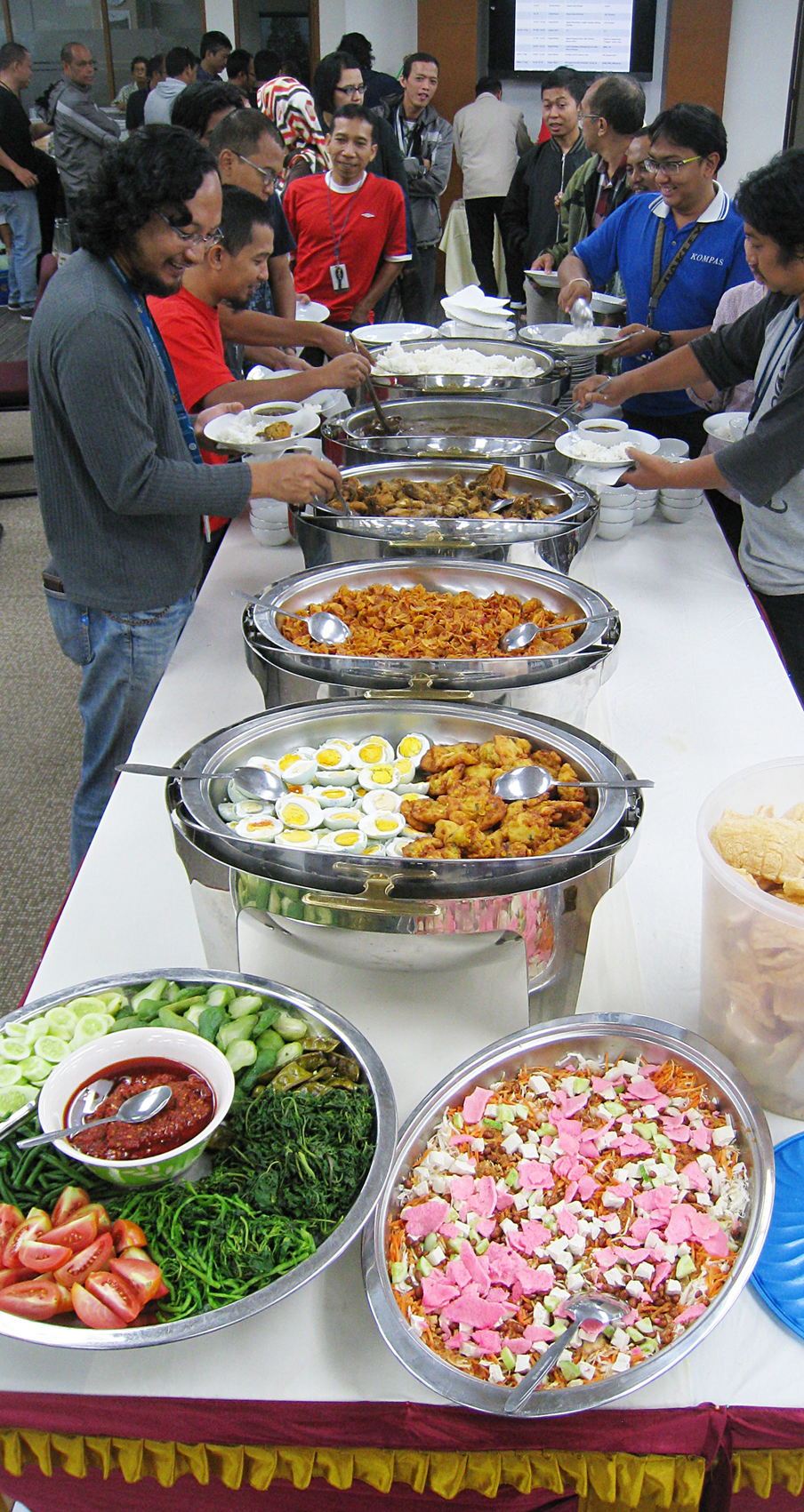 Buffet Food Ideas For Large Party