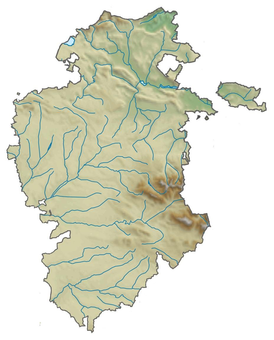 File Provincia De Burgos Relieve Location Map Jpg Wikimedia Commons