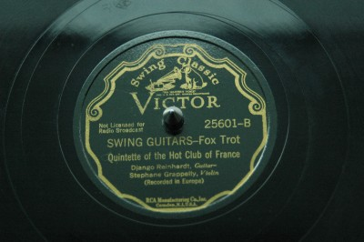 The Quintet Of The Hot Club Of France Swing 35 39