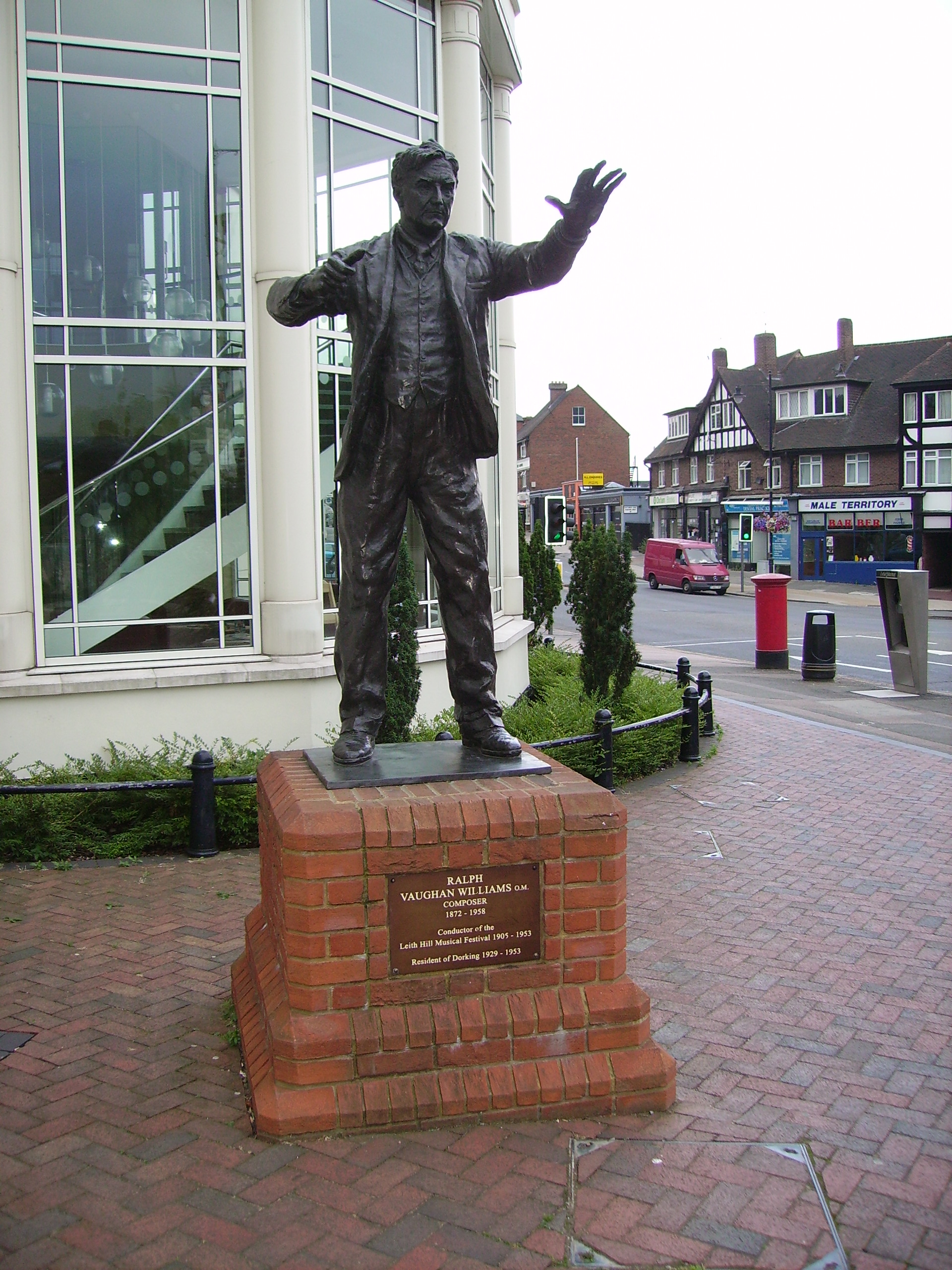 an introduction to the life of ralph vaughan williams The bbc work page for the lark ascending by ralph vaughan williams find upcoming concerts, watch performances, and learn more about the music.