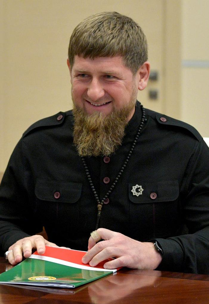 Кадыров, Рамзан Ахматович — Википедия