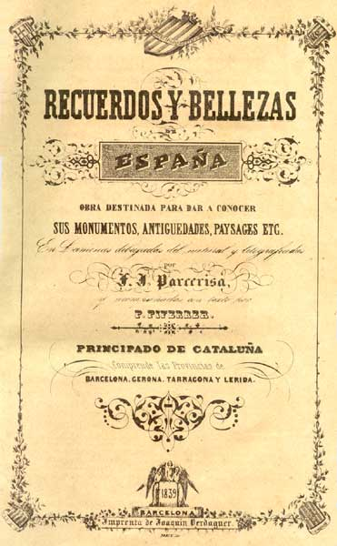 Recuerdos y bellezas de Espa&ntildea C&oacuterdoba (Spanish Edition) Pedro D. Madrazo and Francisco Javier Parcerisa