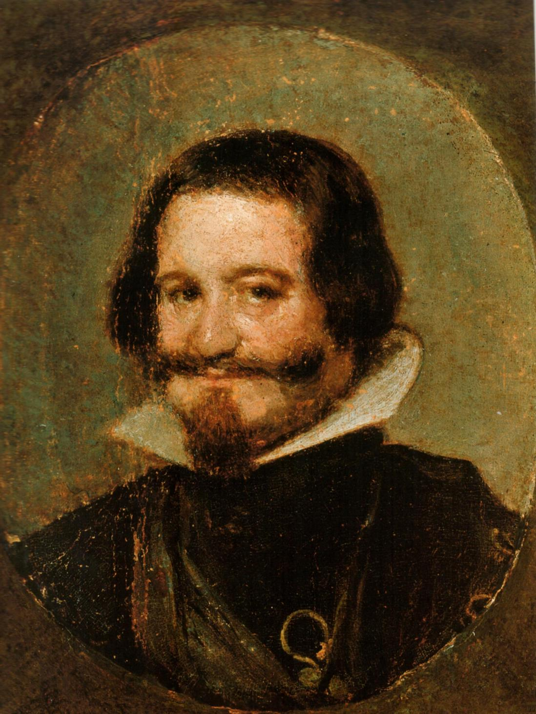 File:Retrato del conde-duque de Olivares, oil on copper ...