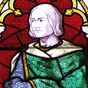 Richard of Conisburgh, 3rd Earl of Cambridge 14th/15th-century English noble