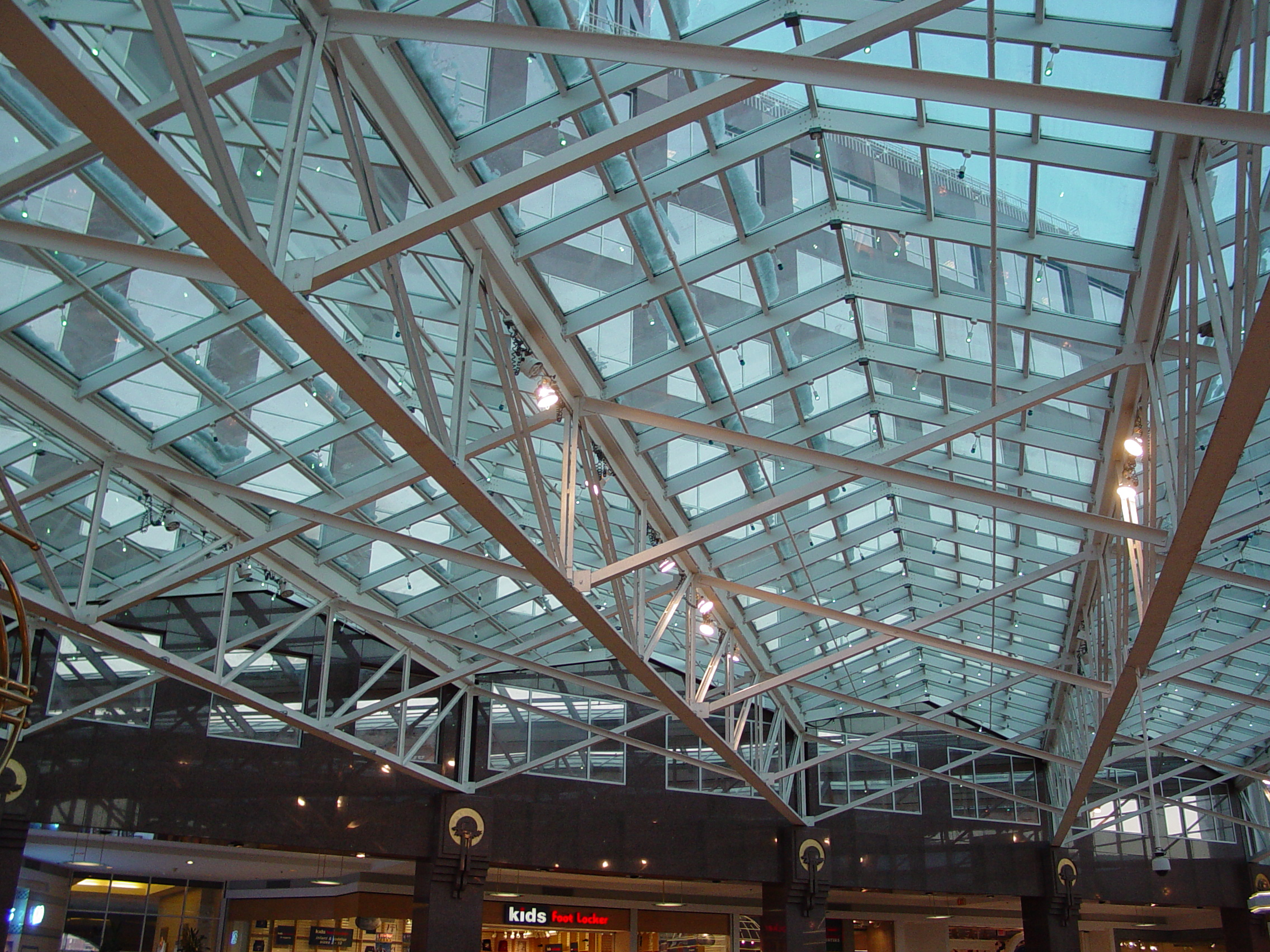 File:Roof Detail, Pentagon City Mall
