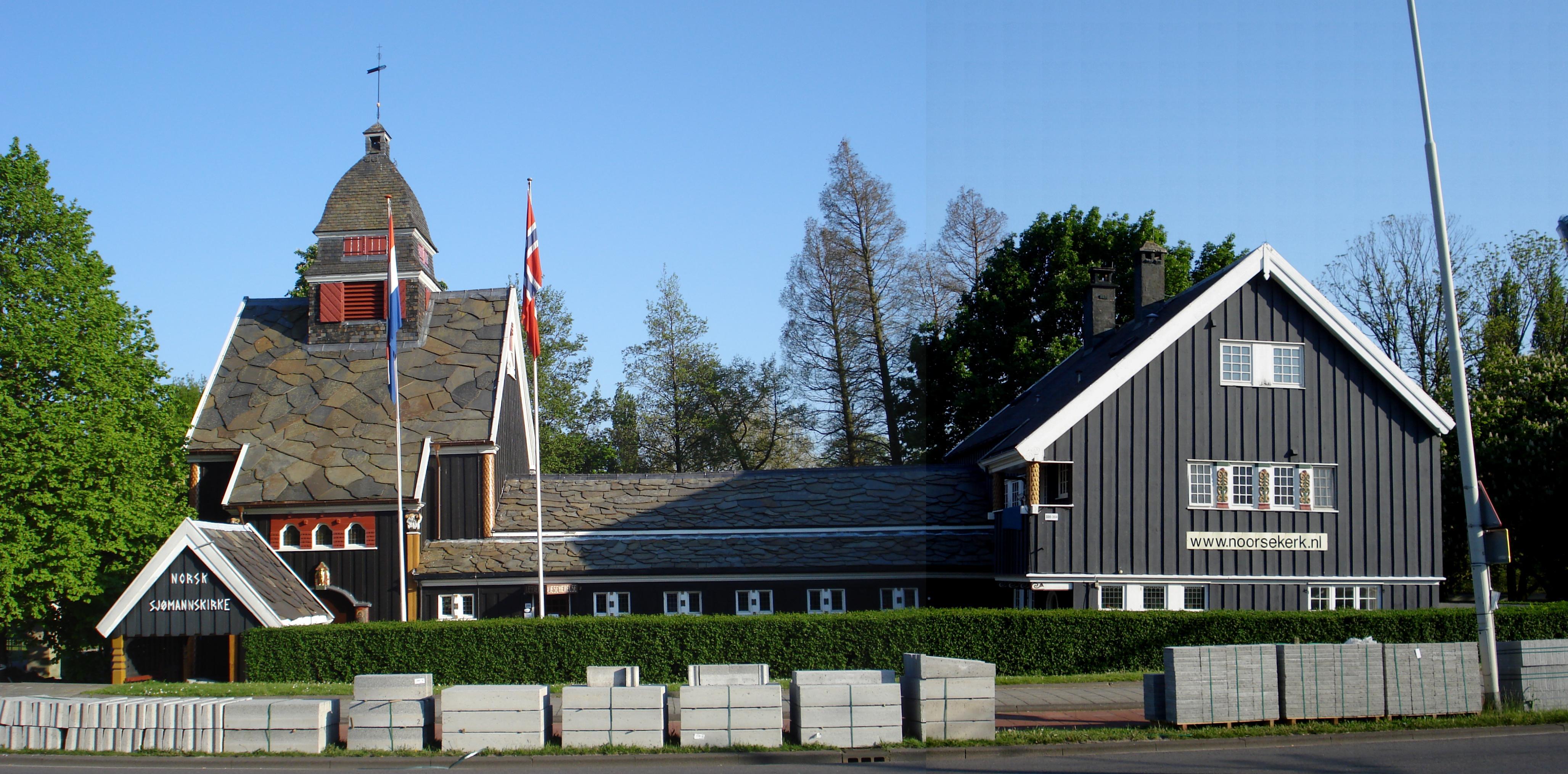 Noorse Zeemanskerk Rotterdam Wikipedia