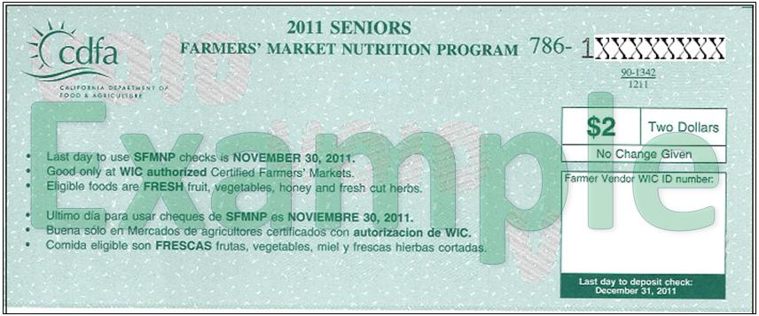 Wic Farmers Market Nutrition Act Of 1992