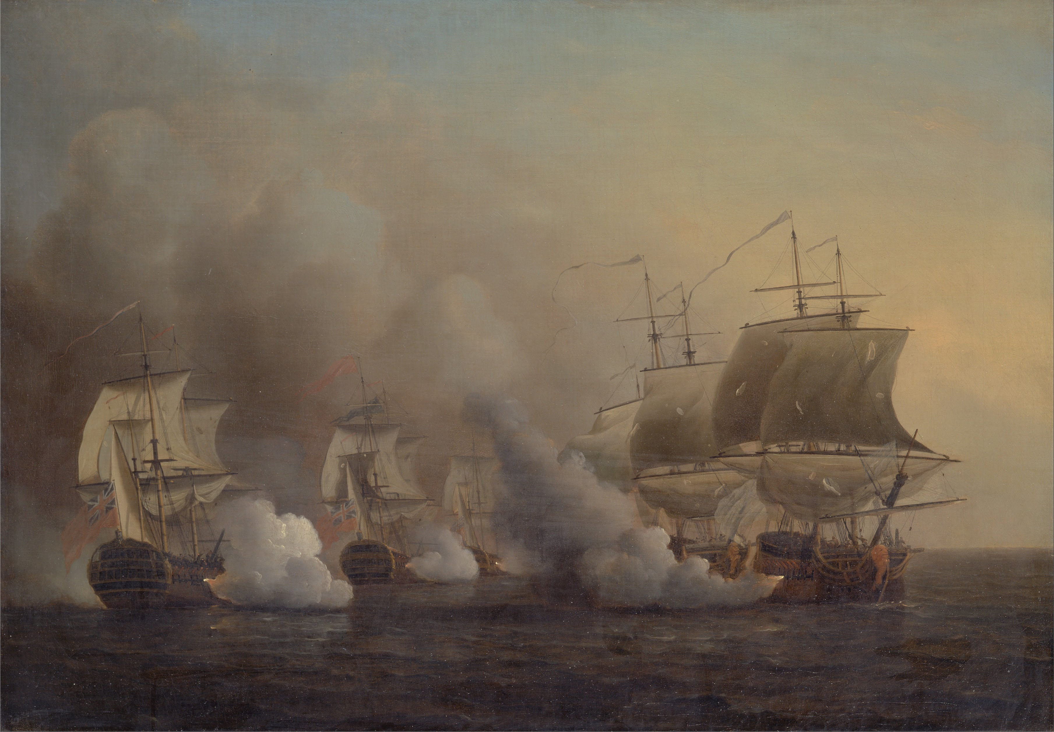 File samuel scott action off the cape of good hope for How to make a good painting