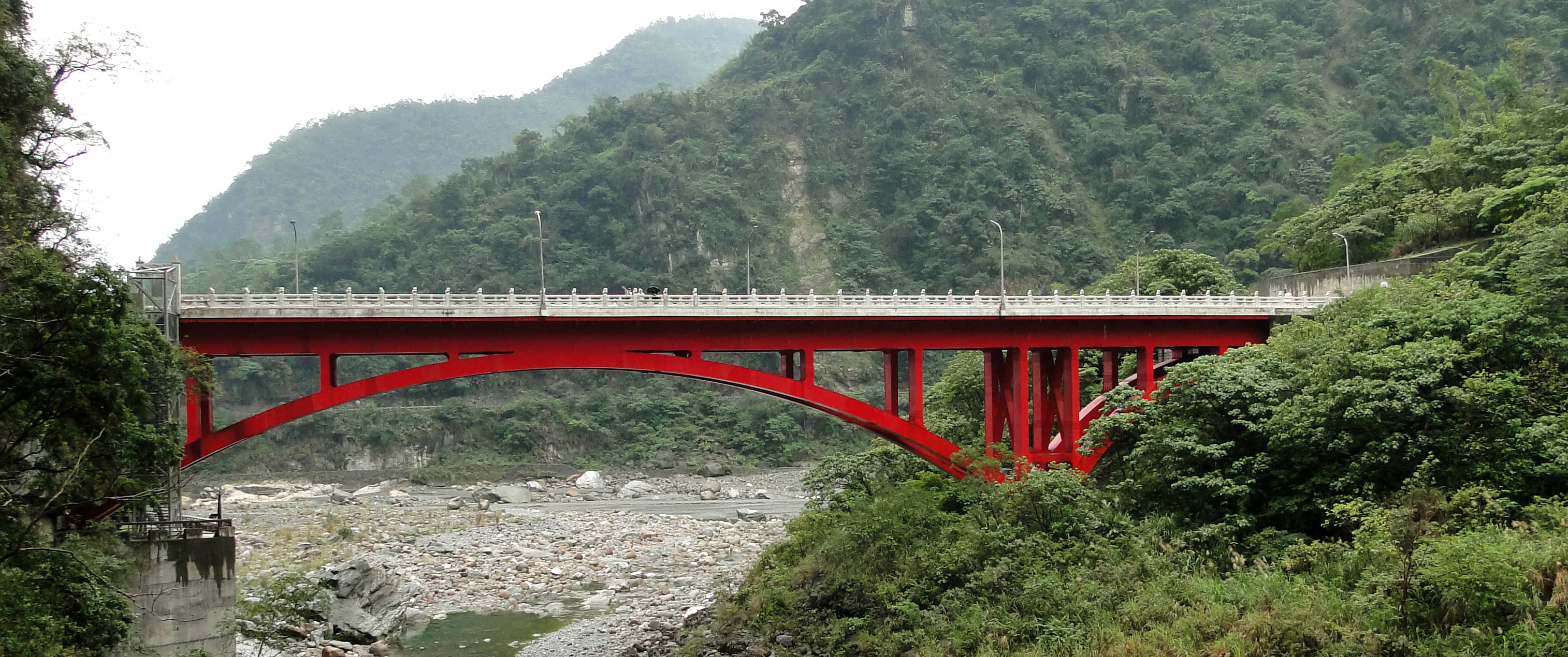 Description shakadang bridge 01