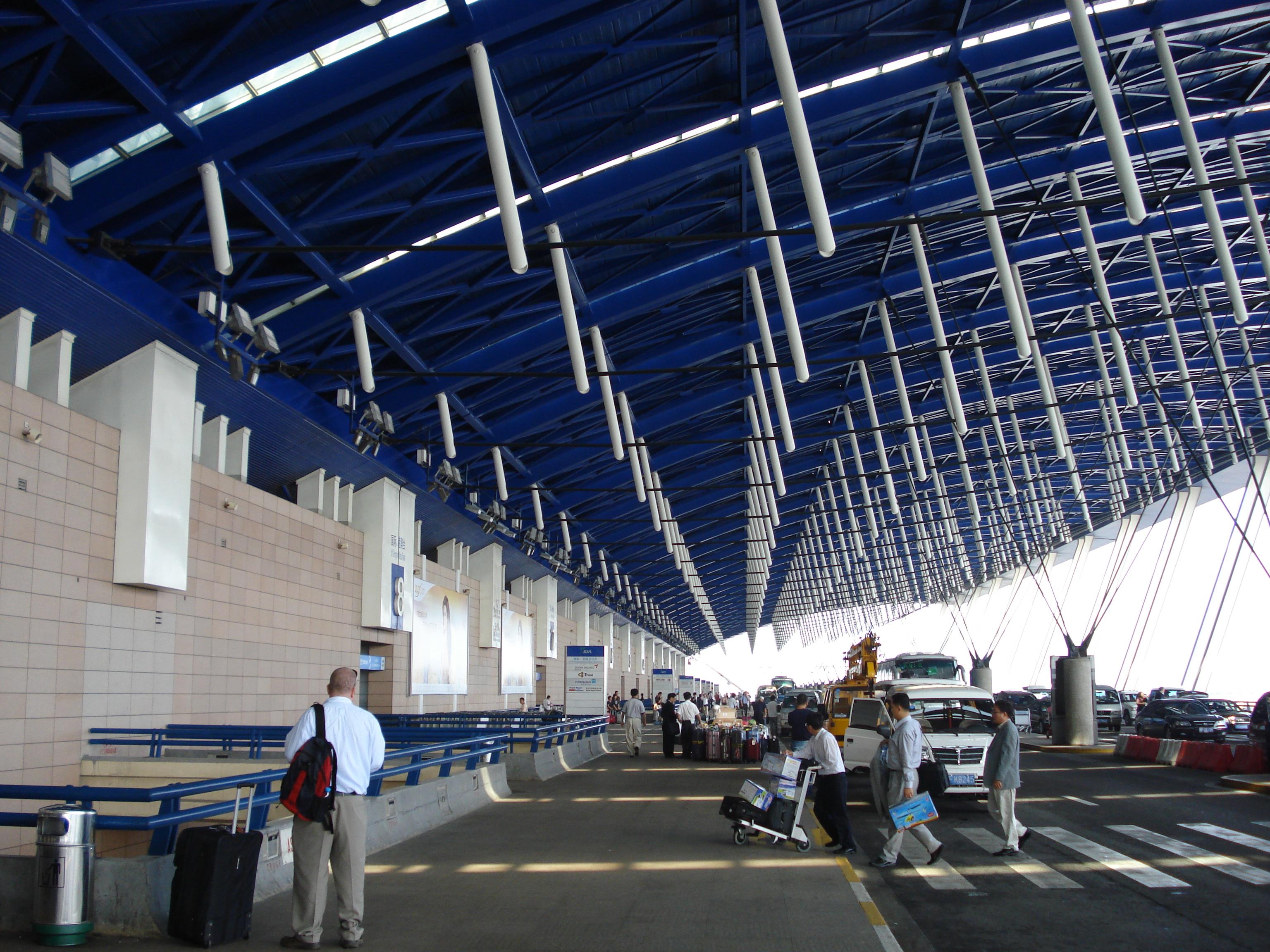 Aeroporto Xangai : Aeroporto internacional de xangai pudong wikiwand